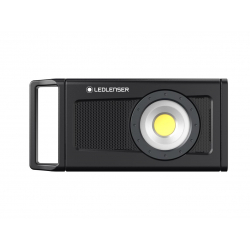 Ledlenser IF4R Music, reflektor + głośnik, 2500 lm