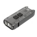 Nitecore TIP SE latarka akumulatorowa USB, 700lm, kol. Metallic Gray