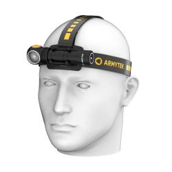 Armytek Wizard C2 Pro Magnet USB Warm, latarka czołowa, 2330 lm