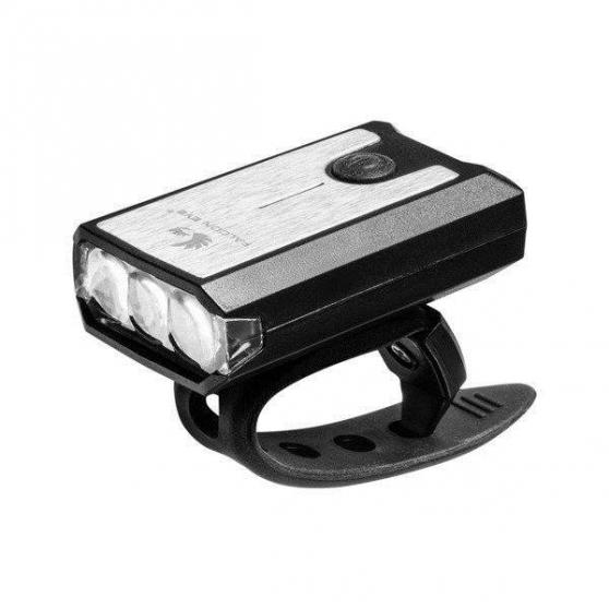 Falcon Eye, lampa rowerowa przednia, ładowalna, 8lm (3.7V, 300mAh)
