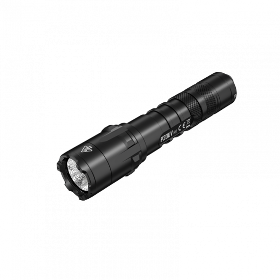 Nitecore P20UV V2, latarka akumulatorowa + UV, 1000 lm