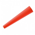 Ledlenser nakładka sygnalizacyjna 57 mm do P17R, P17, P17.2, M17R, I17R