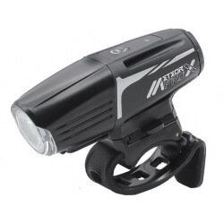 Moon Meteor-X Auto Pro, lampa rowerowa przednia, 600 lm, OUTLET
