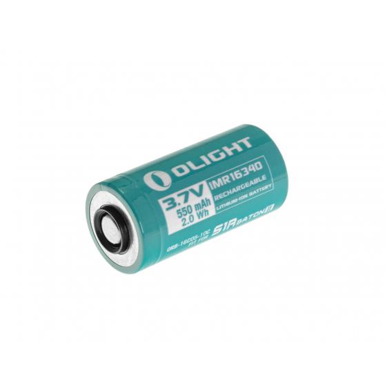 Olight akumulator 16340 3,7V 550 mAh Li-Ion do S1R i S10R