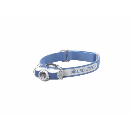 Ledlenser MH5, latarka czołowa, 400 lm, blue