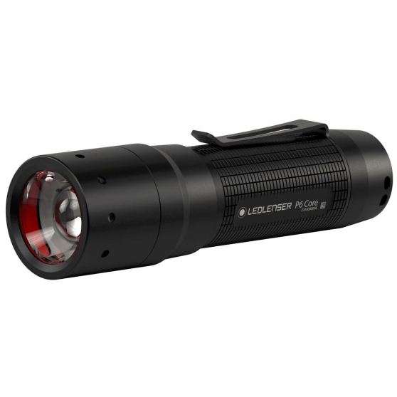 Ledlenser P6 Core, latarka, 300 lm