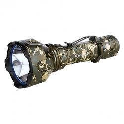 Olight Warrior X Turbo Desert Camouflage, latarka akumulatorowa, 1100 lm