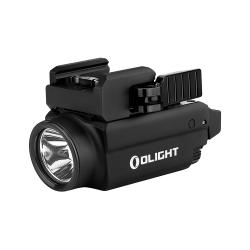 Olight Baldr S Matt Black, latarka z celownikiem laserowym, 800 lm