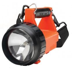 Streamlight FIRE VULCAN, reflektor, halogen, ładowalna, zestaw
