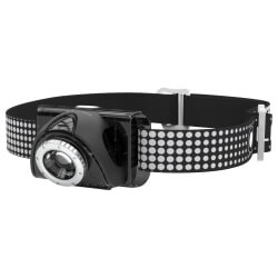 Ledlenser SEO7R, latarka czołowa, 220 lm, black
