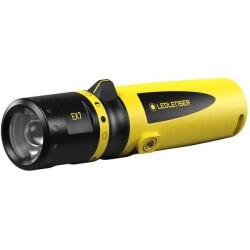 Ledlenser EX7, latarka bateryjna, 200 lm, ATEX