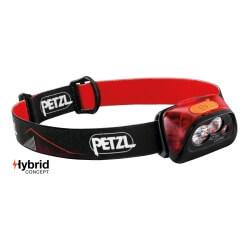 Petzl Actik Core, latarka czołowa, 450 lm, czerwona