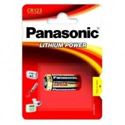 Bateria Panasonic CR123A, 1 sztuka