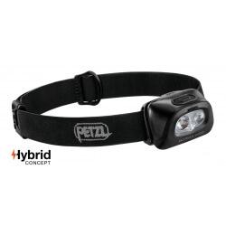 Petzl Tactikka + RGB, latarka czołowa, 350 lm, czarna