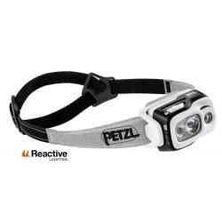 Petzl SWIFT RL, latarka czołowa, 900 lm, black