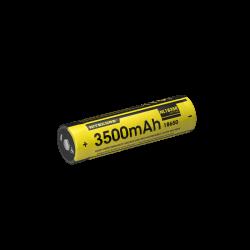 Nitecore NL1835R, akumulator 18650 Micro USB 3500mAh