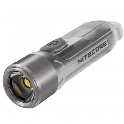 Nitecore Tiki, akumulatorowa latarka brelokowa, 300 lm, białe + UV