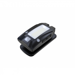 Ledlenser Solidline SC2R black, latarka wielofunkcyjna, 100 lm